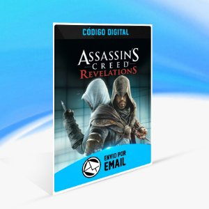 Assassin's Creed Revelations Gold Edition STEAM - PC KEY