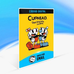 Cuphead STEAM - PC KEY