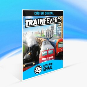 Transport Fever STEAM - PC KEY
