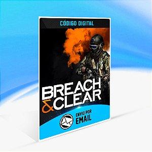 Breach & Clear STEAM - PC KEY