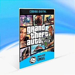 Grand Theft Auto V ROCKSTAR CLUB - PC KEY