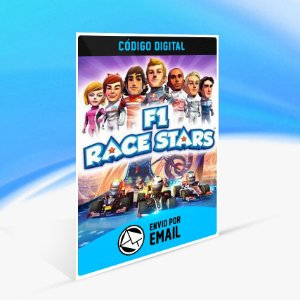 F1 Race Stars STEAM - PC KEY