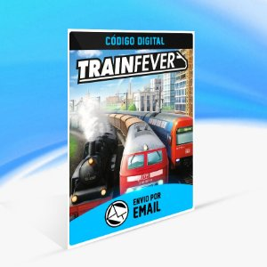 Train Fever STEAM - PC KEY