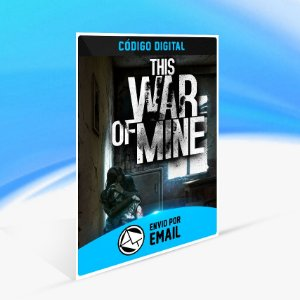 This War of Mine STEAM - PC KEY