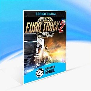 Euro Truck Simulator 2 STEAM - PC KEY