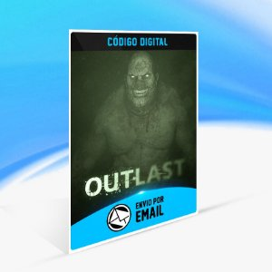 Outlast STEAM - PC KEY