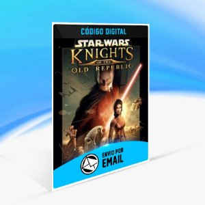 Star Wars Knights of the Old Republic STEAM - PC KEY