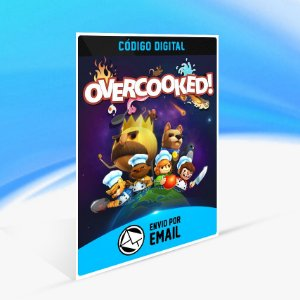 Overcooked! STEAM - PC KEY