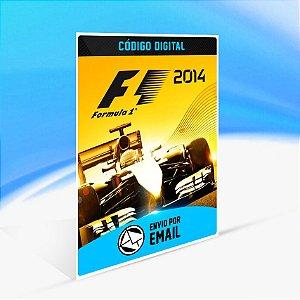 F1 2014 STEAM - PC KEY
