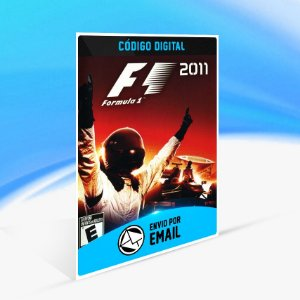 F1 2011 STEAM - PC KEY