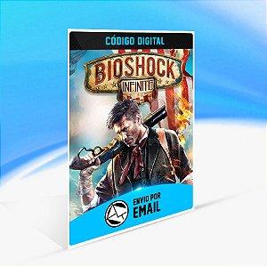 BioShock Infinite STEAM - PC KEY