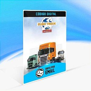 Euro Truck Simulator STEAM - PC KEY