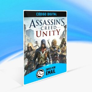 Assassin's Creed Unity UPLAY - PC KEY
