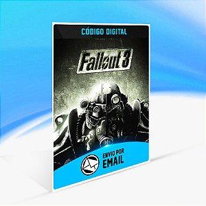 Fallout 3 STEAM - PC KEY
