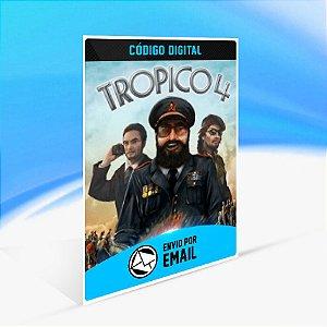 Tropico 4 STEAM - PC KEY