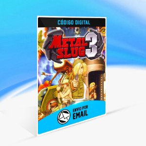 Metal Slug 3 STEAM - PC KEY