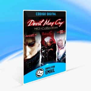 Devil May Cry HD Collection STEAM - PC KEY