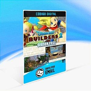 DRAGON QUEST BUILDERS 2  Season Pass (EU) - Nintendo Switch Código 16 Dígitos