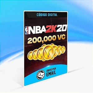 200000 VC - NBA 2K20 - Nintendo Switch Código 16 Dígitos