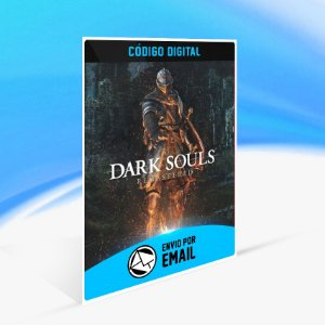 Dark Souls Remastered Switch - Nintendo Switch Código 16 Dígitos