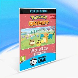 Pokemon Quest - Sharing Stone Switch (EU) - Nintendo Switch Código 16 Dígitos