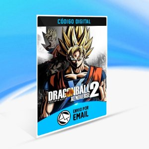Dragon Ball Xenoverse 2 Switch (EU) - Nintendo Switch Código 16 Dígitos