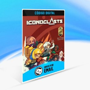 Iconoclasts Switch (EU) - Nintendo Switch Código 16 Dígitos