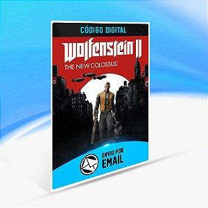 Wolfenstein II 2  The New Colossus Switch - Nintendo Switch Código 16 Dígitos
