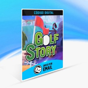 Golf Story Switch (EU) - Nintendo Switch Código 16 Dígitos