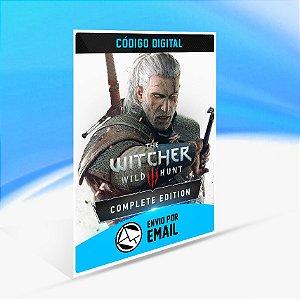 The Witcher 3  Wild Hunt — Complete Edition - Nintendo Switch Código 16 Dígitos