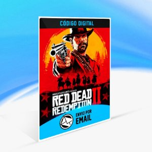 Red Dead Redemption 2 - Xbox One Código 25 Dígitos