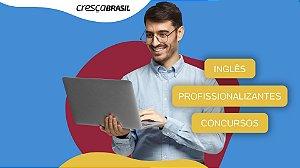 UOL ED-Tech Cresça Brasil Inglês, Profissionalizantes e Concursos