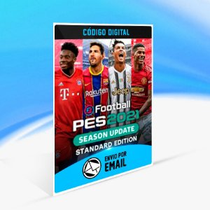 eFootball PES 2021 SEASON UPDATE STANDARD EDITION - Xbox One Código 25 Dígitos