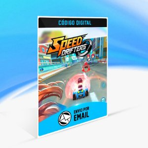 Speed Drifters - 1.700 Diamantes + 170 de Bônus