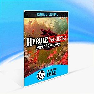 Hyrule Warriors: Age of Calamity - Nintendo Switch Código 16 Dígitos