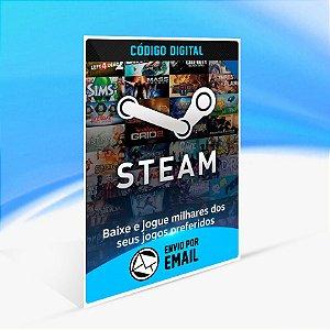 Steam Cartão Presente (BR) R$ 10,00