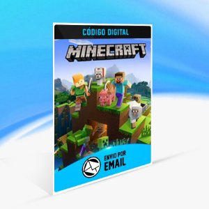 Minecraft - Xbox One Código 25 Dígitos