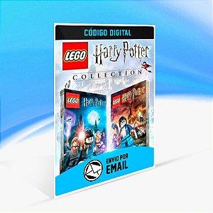 LEGO Harry Potter Collection - Xbox One Código 25 Dígitos