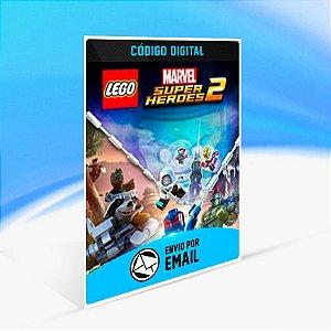 LEGO Marvel Super Heroes 2 - Xbox One Código 25 Dígitos