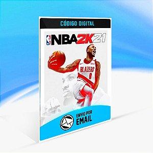 NBA 2K21 - Xbox One Código 25 Dígitos