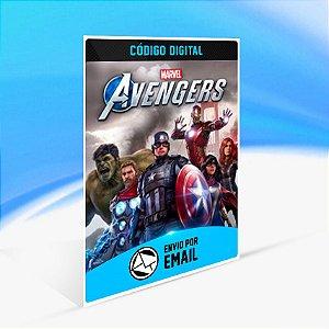 Marvel's Avengers Edição de Luxo - Xbox One Código 25 Dígitos