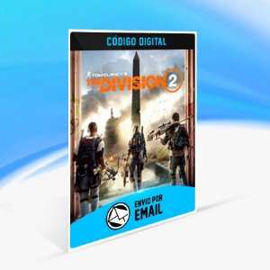 Tom Clancy's The Division 2 - Xbox One Código 25 Dígitos