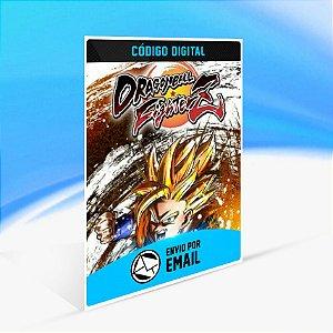 Dragon Ball Fighter Z - Nintendo Switch Código 16 Dígitos