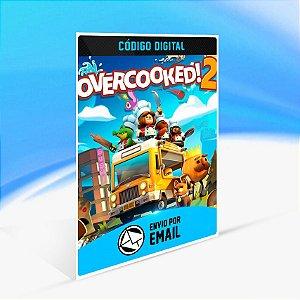 Overcooked 2 - Nintendo Switch Código 16 Dígitos