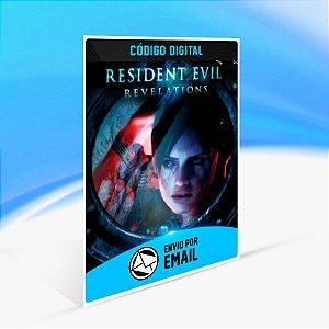 Resident Evil Revelations - Nintendo Switch Código 16 Dígitos