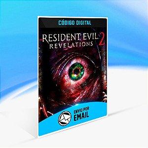 Resident Evil Revelations 2 - Nintendo Switch Código 16 Dígitos