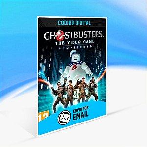 GHOSTBUSTERS THE VIDEO GAME REMASTERED - Nintendo Switch Código 16 Dígitos