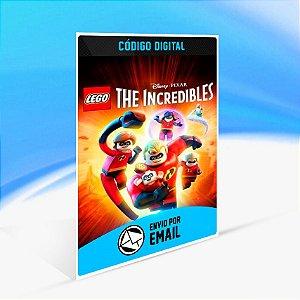 LEGO OS INCRIVEIS - Nintendo Switch Código 16 Dígitos