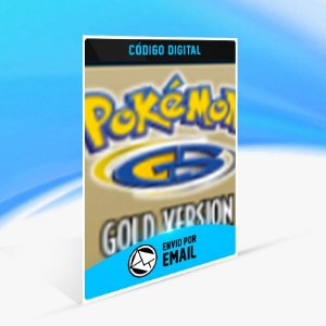 Pokémon Gold Version - Nintendo 3DS Código