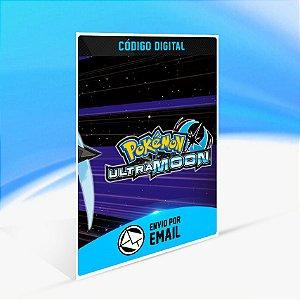 Pokémon Ultra Moon - Nintendo 3DS Código